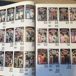 Star Wars Star Heroes Collector 2003 Action Figure Price Guide Book Kenner