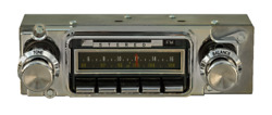 Replacement Oe Style Bluetooth Am/fm Radio 1967 Pontiac Gto Tempest And Lemans