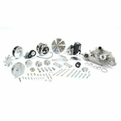 March Performance 20025 Pro Track Pulley System For Chevy Ls-1 Ls-2 Ls-7 New
