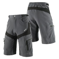 Men Cycling Shorts Quick Drying Breathable Outdoor Sports Running Bike V0r7