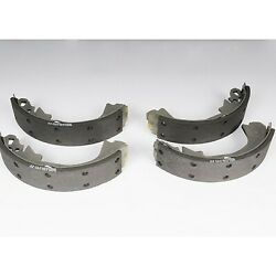 171-675 Ac Delco 2-wheel Set Brake Shoe Sets Rear New For Chevy Olds Le Sabre