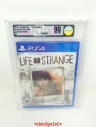 New Life Is Strange Sony Playstation 4 / Ps4 Sealed Vga 90 Nm+/mint Gold Level