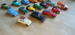 Toy Cars For Hornby Train Model Town