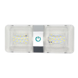 48leds Ceiling Light Interior Double Dome Ceiling Lights For Rv B4l2