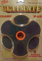 Sale 72 Pkg Ultimate Clamp Pads For Both 1/2 And 3/4 Pipe Clamps -woodworking