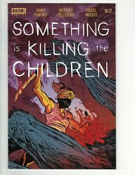 Something Is Killing The Children 2 Nm+ 2nd Print - 1st Tommy - Cameo Octo