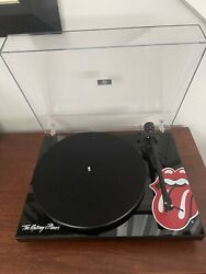Pro-ject Debut Carbon Turntable Rolling Stones Limited Edition