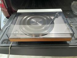 Bang And Olufsen Beogram 3000 Vintage Turntable Record Player