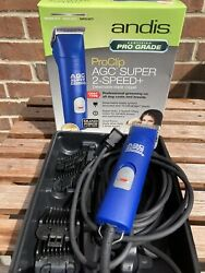 Andis Clippers Agc Super Clippers - Pro Dog Grooming