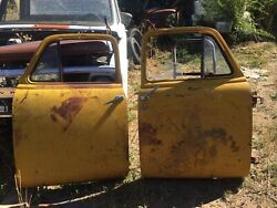 1947 To 1953 Chevy Pick Up Doors A/t 32 34 37 Rat Rod Hot Rod 1948 1949 50 51
