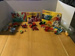 Lego Bricks And Ideas Lego Classic Sets 11001 And 10707 And 10401
