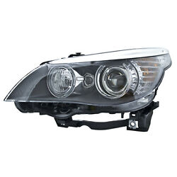 Bm2518122 New Replacement Head Lamp Lens/housing Driver Side