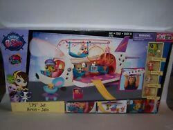 Littlest Pet Shop Airplane Jet New In Box.     Last One Out Of 30 Last One