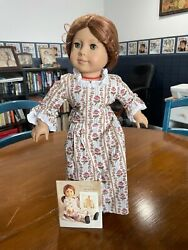 Retired American Girl Doll Felicity, Books, Riding Set, Accessories, Pleasant Co