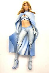 Emma Frost White Queen Figure Loose Marvel Select Diamond Select Toys