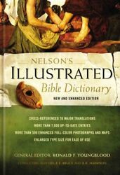 Nelson's Illustrated Bible Dictionary By Ronald F. Youngblood 2014,...