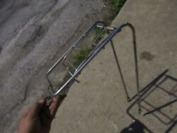 Vintage 26 Wheel Cruiser Bicycle Front Spring Loaded Wire Rack- Roadmaster