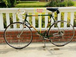 Dawes Galaxy 1963-1975 21-inch 10 Speed Bicycle - Needs Restoration - Parts Only