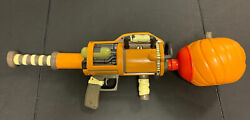Fortnite Pumpkin Launcher By Epic Games 2018 Cosplay Costume Toy Lights Sounds