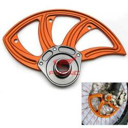 Front Disc Rotor Brake Guard Protect For Sx Sxf 125 250 350 2015-2018 Motorcycle