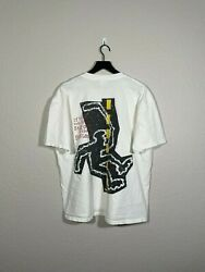Vintage 90s Nike Hockey If You Cant Keep Up Stay Out The Fast Lane Shirt Xl