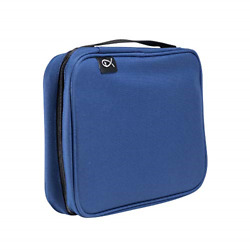 Bible Cover Basic Navy Extra Large Fits Bibles Up To 10 X 7 X 1.50 600 Denier
