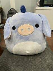"""Squishmallow Fina The Donkey 12"""" New W/tag Target Exclusive Fall 2021"""