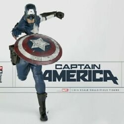 In Stock Threea 3a 1/6th Marvel Captain America Collectible Figure Brand New