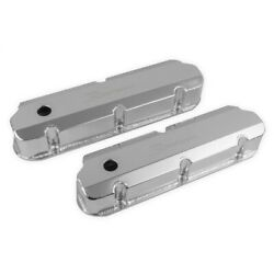 890011 Holley Valve Covers Set Of 2 New For Country Custom Econoline Van Pair