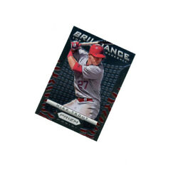 2012 Prizm First Year Mike Trout Rookie Prizm Brilliance▪️la Angels Mvp