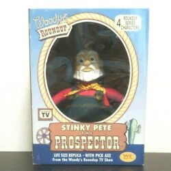 Disney Toy Story Prospector Young Epoch Roundup Figure Vintage Doll Japan F/s