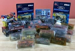 Nascar Assorted Lot 35+ Collectable Cars. Variety Collectible Toys