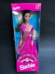 Indian Barbie Dolls Of The World Collection India Richwell Rare