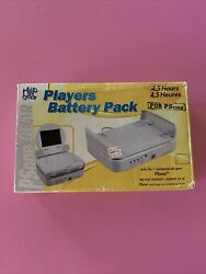 Hip Gear Players Battery Pack For Sony Psone Ps1 Slim Brand New Rare