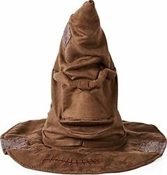 Harry Potter, Talking Sorting Hat With 15 Phrases For Pretend Play, Kids Toys