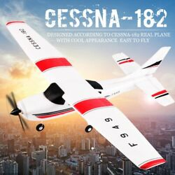 Airplane Rc Kit Control R/c Outdoor Toys Digital Servo Propeller With Gyroscope