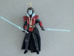 Figurine Star Wars 3.75 Chevalier Impandeacuterial Chagrian Custom The Legacy Collection
