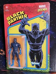 Marvel Legends Black Panther 3.75quot; Action Figure Retro Coll. Nice New Package