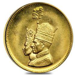 Uk Mint 900 Gold Rare C1967-1st Year Crowning Coin