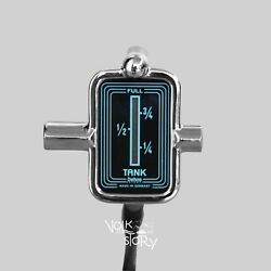 Vw Beetle 1958 - 1960 Dehne Fuel Gauge With Cable Lhd