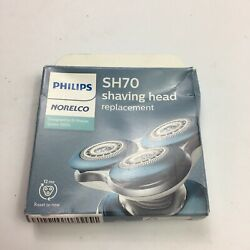 Philips Norelco Series 7000 Sh70 Shaving Head Replacement 3 Replacement Heads
