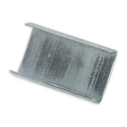 Open/snap On Regular Duty 1/2 Steel Strapping Seals Silver- 50000 Pieces