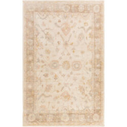 Surya Noy8004-46 Normandy Area Rug Ivory/taupe/butter/blush/light Gray