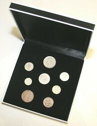 1961 Complete British Coin Birthday Year Set In A Quality Presentation Case