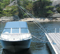 Dock Edge Premium Mooring Whip Option Up To 28ft Boat 10000lbs