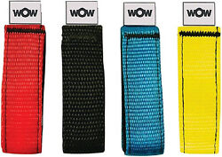 Wow Watersports Velcro Straps Size 100 Pack