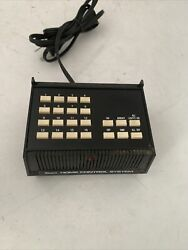 Vintage Sears Home Control System Model X10-014301