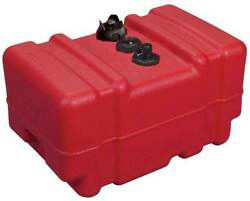 Moeller Ultra Pbw Above Deck Fuel Tank, 12 Gallon Tall Profile With Epa Cap