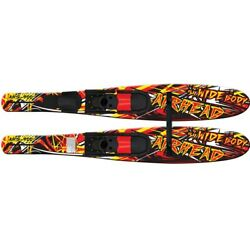 Airhead Wide Body Combo Water Skis 135cm