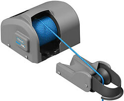Trac Outdoor Products Anchor Winch 25 Lbs Electric Boat Winches And Windlasses
